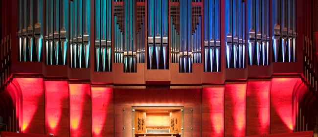 Town Hall Organ Grand Re-opening Concerts