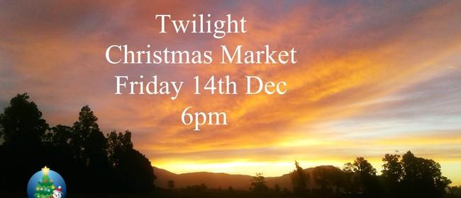 Twilight Xmas Market