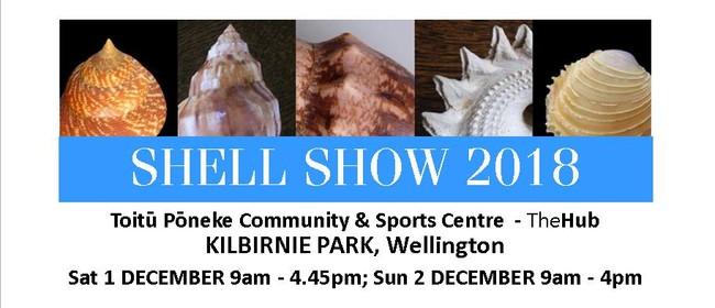 NZ Shell Show 2018