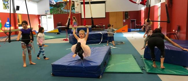 Kids Circus Classes (7 - 15 yrs)