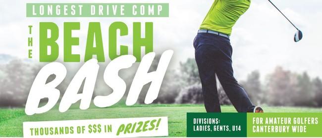 Waimairi Beach Bash - Long Drive Competition
