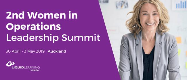 2nd Women in Operations Leadership Summit