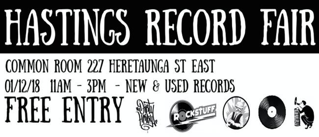 Hastings Record Fair