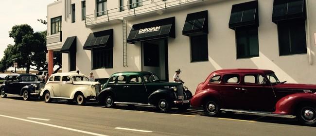 Art Deco Vintage Car Tours - ADF19