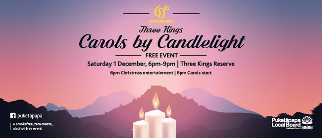 Three Kings Carols by Candlelight