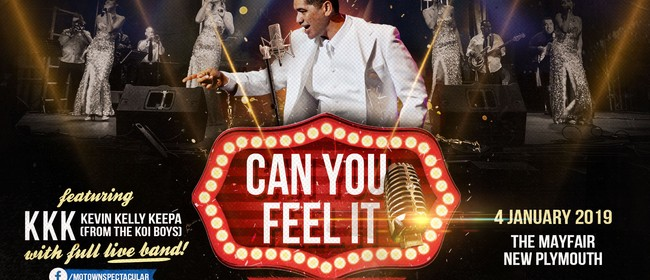 Can You Feel It - The Motown Spectacular: CANCELLED