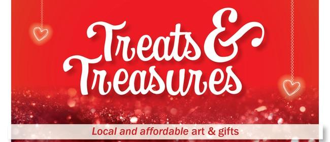 Christmas Treats and Treasures