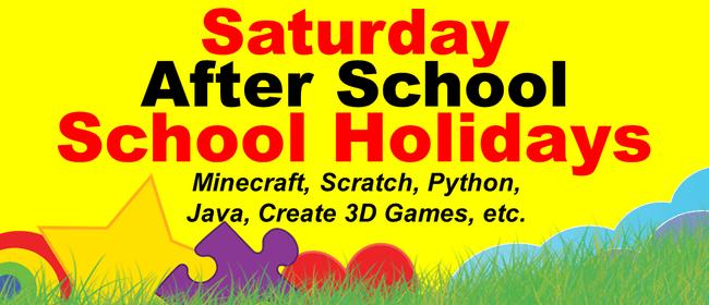 After School, Saturday & School Holidays