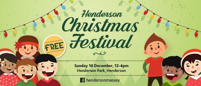 Henderson Christmas Festival