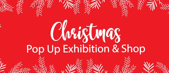 Christmas Pop-Up Exhibition & Shop
