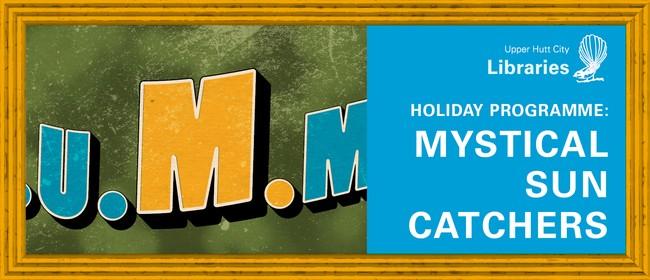 Holiday Programme: Mystical Sun Catchers