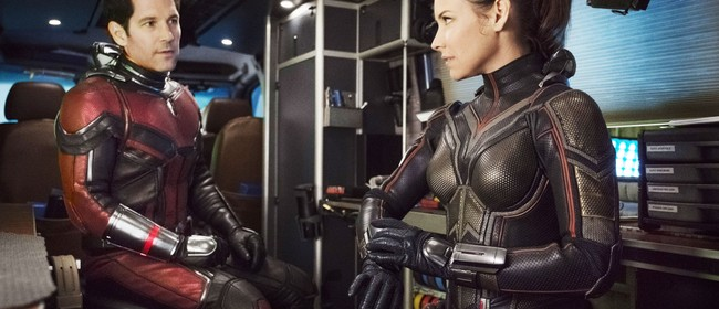 Movies in Parks: Ant-Man and the Wasp