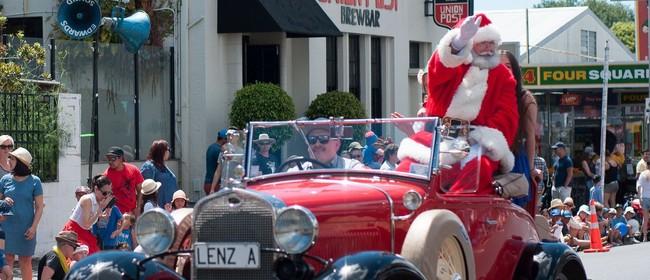 Ellerslie Santa Parade 2018