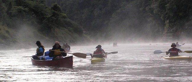 Explore the Whanganui River - Canoe Hire