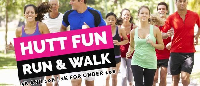Hutt Fun Run & Walk