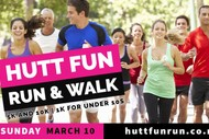 Hutt Fun Run & Walk