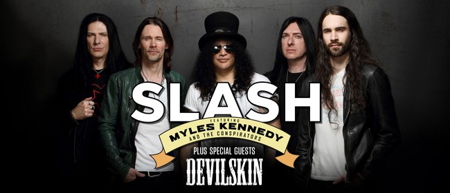 Slash ft. Myles Kennedy & The Conspirators with Devilskin