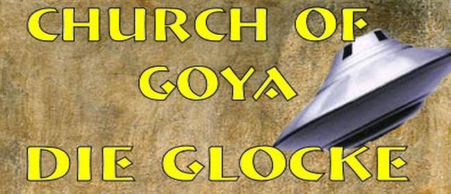 Merry Xmas Wellington with Goya, Die Glocke & Friends