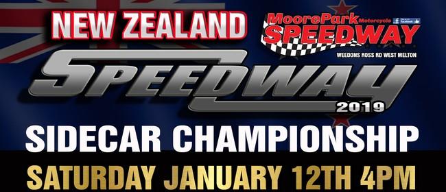 New Zealand Speedway Sidecar Championship