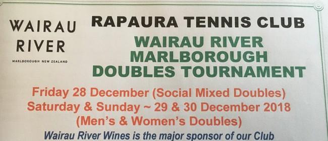 Rapaura Wairau River Doubles Tennis Tournament