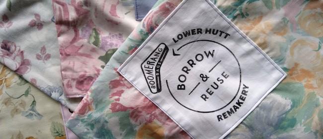 Boomerang Bags Sew-In