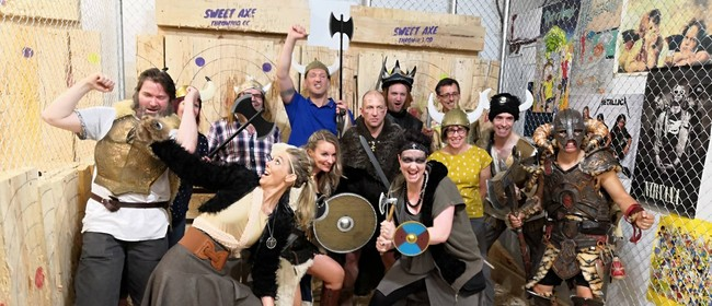 Axe Throwing: The Ultimate Valentines Activity
