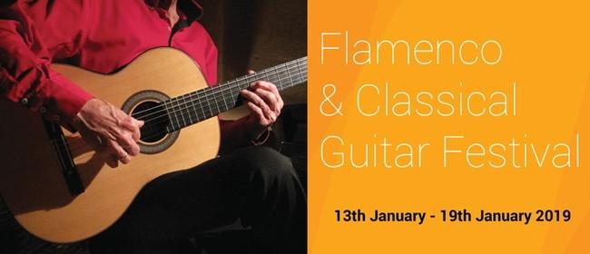 NCMA Classical & Flamenco Guitar Festival: Meet the Tutors