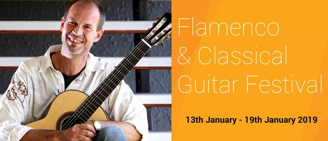 Classical&Flamenco Guitar Festival: Unplugged Meets Plugged