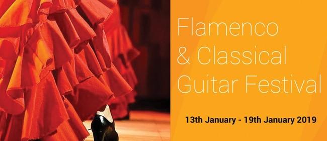 Classical & Flamenco Guitar Festival: Flamenco Fiesta