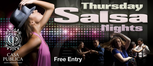 Casa Publica Salsa Nights