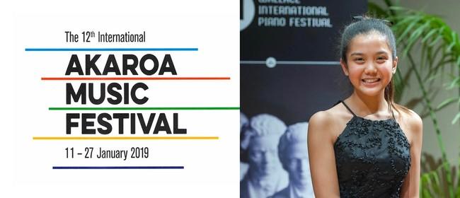 International Akaroa Music Festival –  Rising Star 1