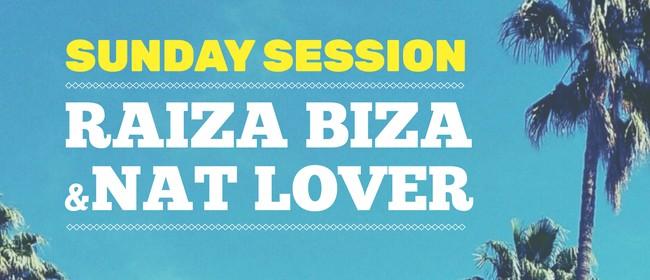 Sunday Session' with Raiza Biza and Nat Lover