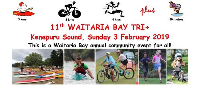 Waitaria Bay Tri+