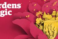 Royal New Zealand Air Force Jazz Orchestra - Gardens Magic