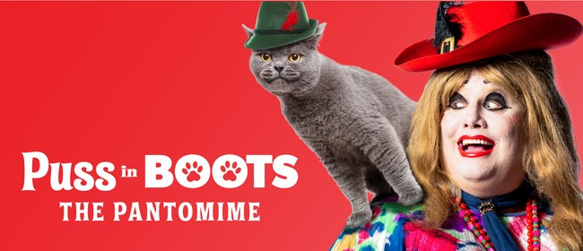 Puss In Boots - The Pantomime