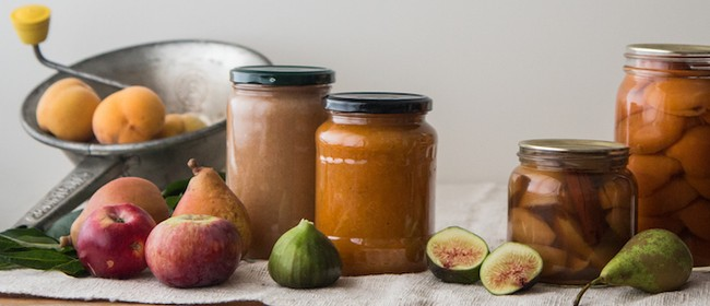 Preserving & Fermentation with Nicola Galloway