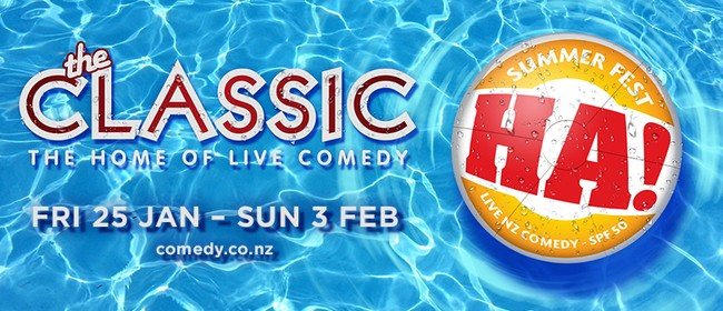 Ha! Auckland Anniversary Weekend Showcase