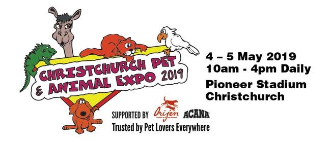 Christchurch Pet & Animal Expo 2019