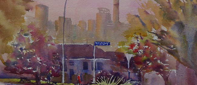 Workshop: Impressionist Watercolours