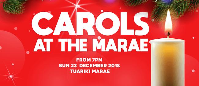 Carols At the Marae