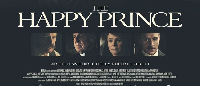 Flicks Cinema 'The Happy Prince' (M)