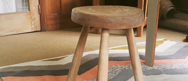 Rekindle Workshop: Stool-Making In Two Parts