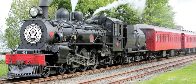 Marlborough Flyer Steam Train - Super Sunday Special