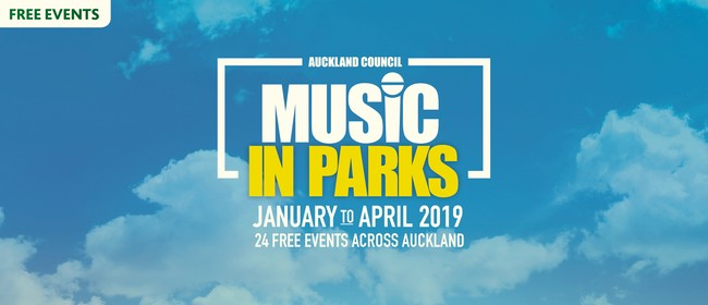 Music in Parks: New, Urban and Hip Hop