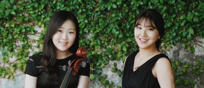 ASQSS Public Concert - Catherine Kwak and Rachel Song