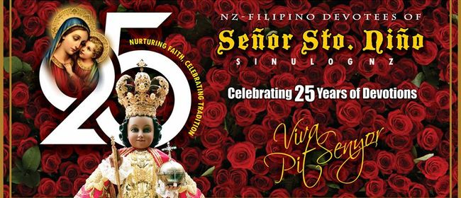 Sinulog In New Zealand - Celebrating 25 Years