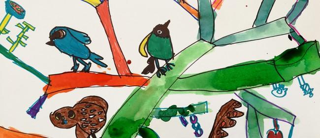 January School Holiday Art Programme