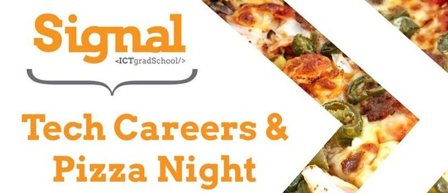 Tech Careers & Pizza Night