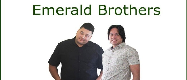 New Year's Eve Party with Emerald Brothers
