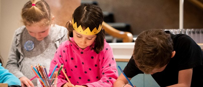 School Holiday Programme: Craftcamp